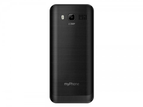 Telefón MYPHONE UP BLACK