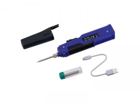 Spájkovacie pero TIPA ZD-20D na batérie + USB