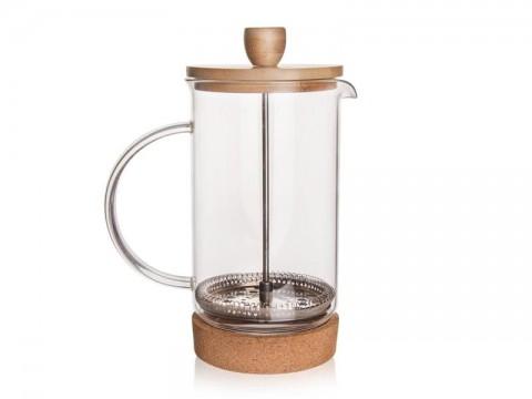 Čajník ORION Kafetiér Cork 0,75l