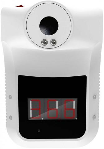 K3 infračervený teploměr 0 do 50 °C bezdotykové IR měření lidského těla VOLTCRAFT
