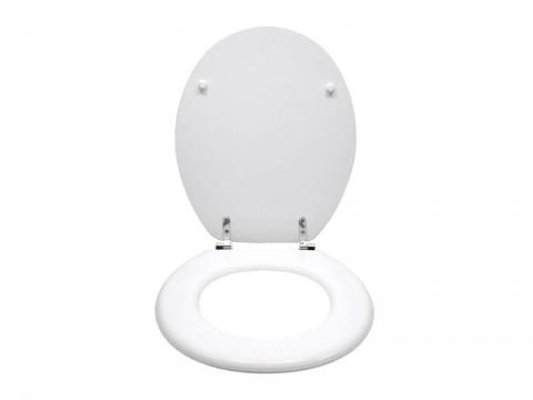 WC sedátko SCHÜTTE BIELE