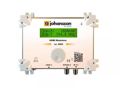 Anténny modulátor programovateľný Johansson 8203