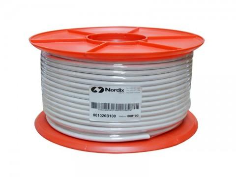 Vodič koax  Nordix CME102 100m PVC