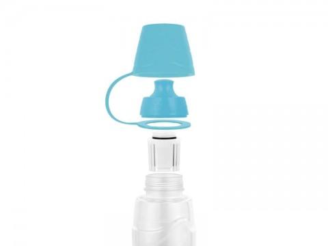 Fľaša na vodu TEESA PURE WATER BLUE TSA0120-B