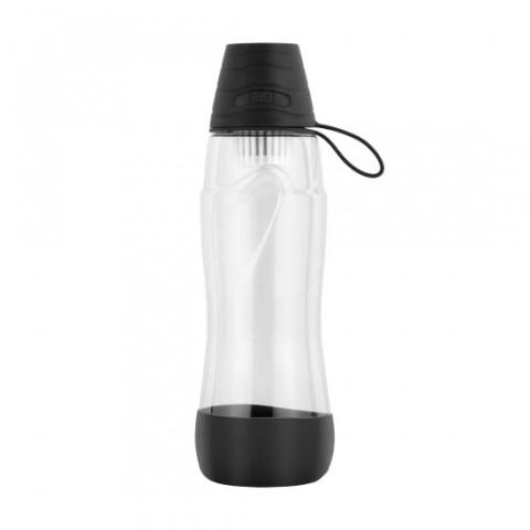 Fľaša na vodu TEESA PURE WATER BLACK TSA0120-BC
