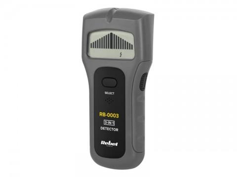 Detektor 3v1 REBEL RB-0003
