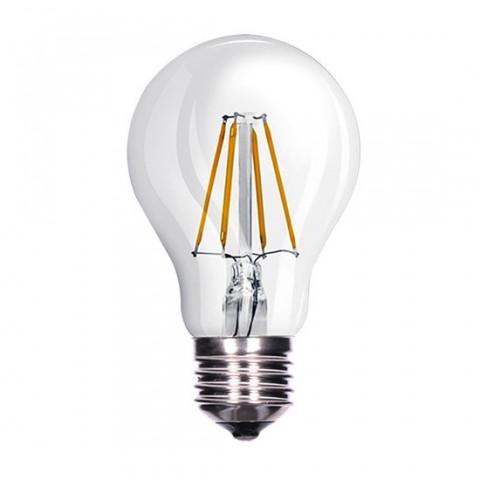 Žiarovka LED E27  8W biela teplá SOLIGHT WZ501A-1