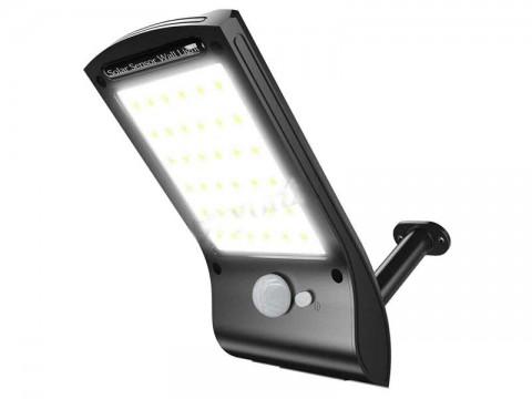 Svietidlo solárne LED-II nástenné s PIR