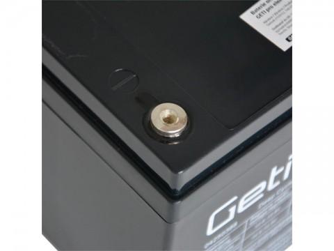 Batérie olovená 12V 28Ah Geti