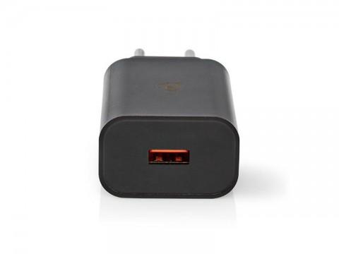 Adaptér USB NEDIS WCQC302ABK
