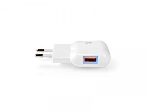 Adaptér USB NEDIS WCQC301AWT