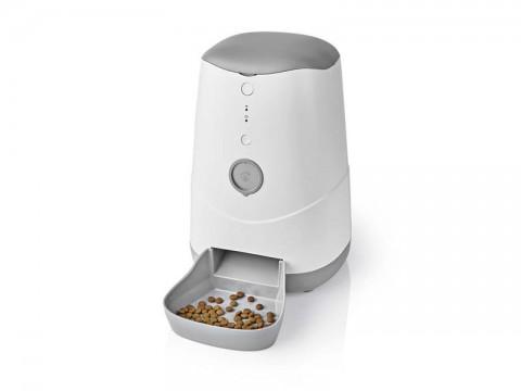 Šikovný automat na krmivo NEDIS WIFIPET10CWT
