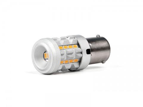 Autožiarovka LED BAU15s 12V STU 95AC008ora oranžová