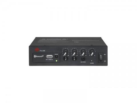 Zosilňovač SHOW PA-20B (audio), Bluetooth, 1 x 20W/4 Ω