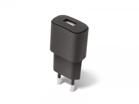 Adaptér USB FOREVER 2.A TC-01 BLACK