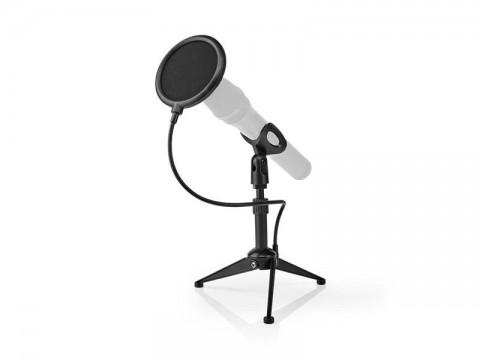 Stojan na mikrofón NEDIS MPST01BK stolný