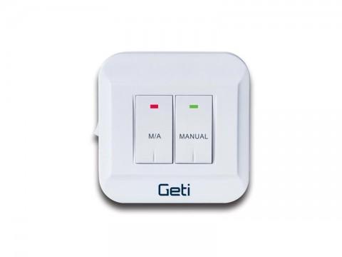Termostat GETI GRT02 bezdrôtový