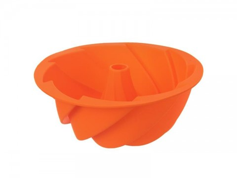 Forma ORION Bábovka Flower oranžová