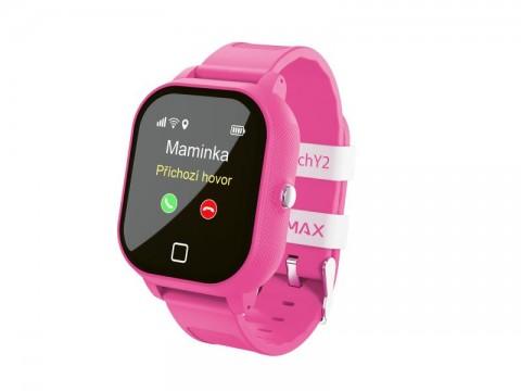 Hodinky LAMAX WatchY2 Pink