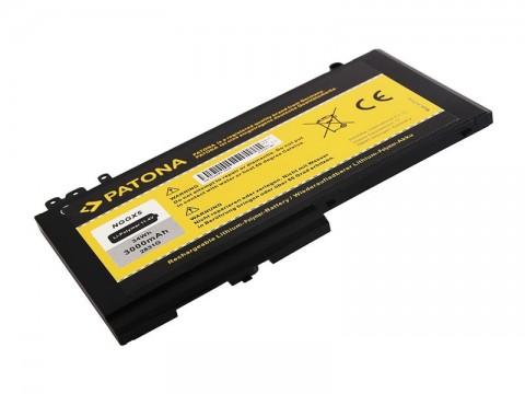 Batéria Dell E5270/E5470/E5570 3000mAh Li-lon 11.4V verze 451-BBPD PATONA PT2831