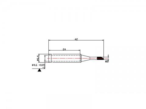 Hrot N9-26 (ZD-8922,ZD-8936,ZD-8951,ZD-8919,ZD-8917B)