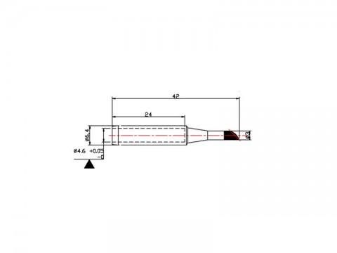 Hrot N9-36 (ZD-8922,ZD-8936,ZD-8951,ZD-8919,ZD-8917B)
