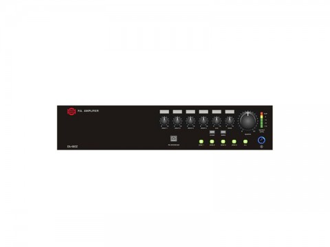 Zosilňovač SHOW DA-480Z (audio), 1 x 480W/70V/100V, 4 zóny