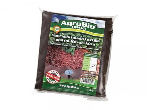 Textílie netkaná AgroBio 3.2x5m hnedá