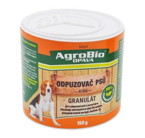 Odpudzovač psov AgroBio Atak 150g