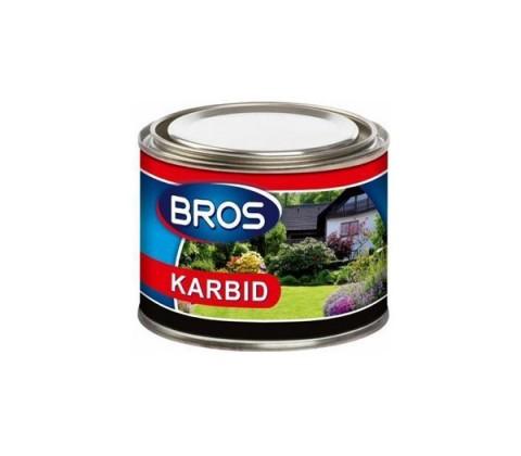 Odpudzovač krtkov BROS Karbid 500g