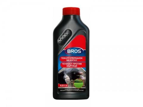 Odpudzovač krtkov BROS 500 ml