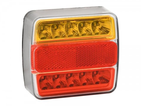 Zadné svetlo COMPASS 07470 na vozík