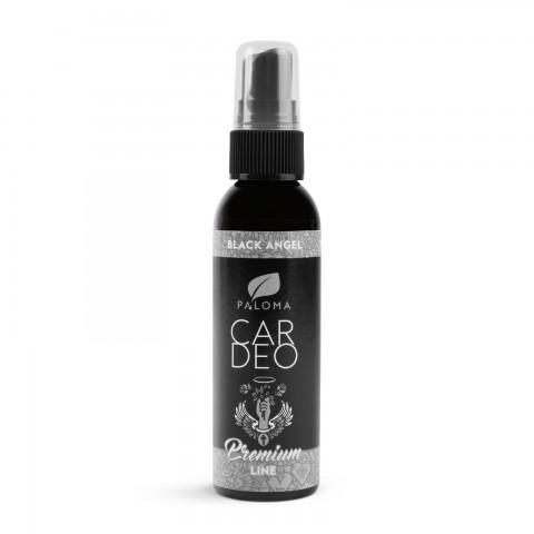Osviežovač vzduchu - Paloma Car Deo - prémium line parfüm - Black angel - 65 ml