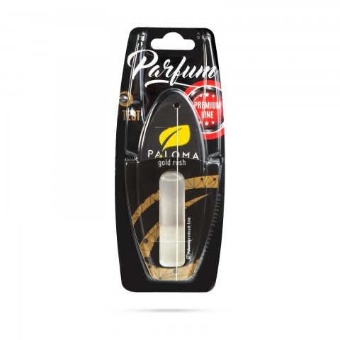 Osviežovač vzduchu Paloma Premium line Parfém GOLD RUSH