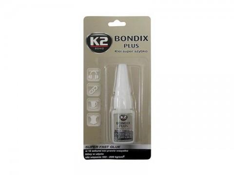 Lepidlo sekundové K2 BONDIX PLUS 10g