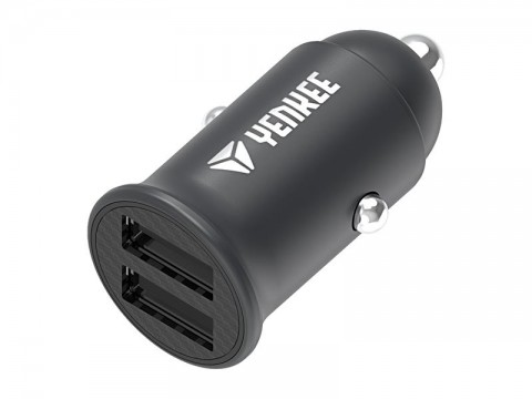 Autoadaptér USB YENKEE YAC 2012