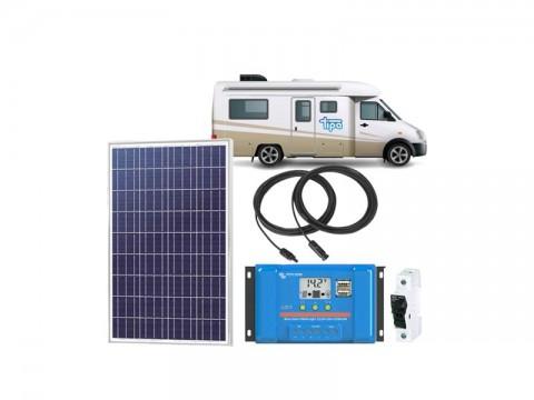 Solárna zostava Karavan Victron Energy 90Wp