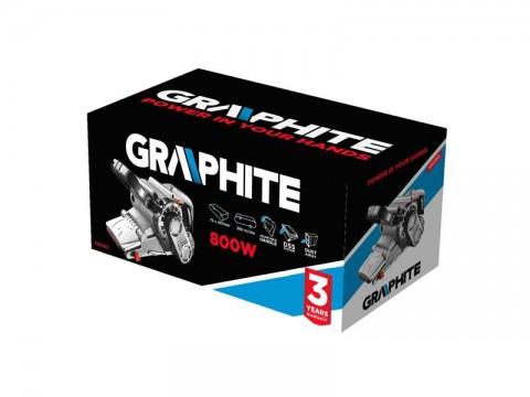 Brúska pásová GRAPHITE 59G392