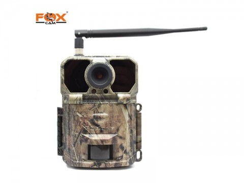 Fotopasca FOXcam 4G LTE