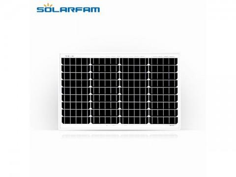 Solárny panel SOLARFAM 12V / 60W monokryštalický