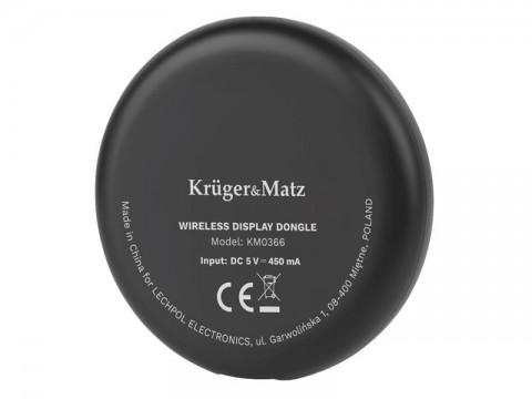 Multimediálne centrum KRUGER & MATZ Air Share 3 KM0366