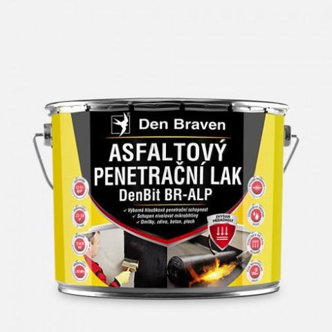 Asfaltový penetračný lak DEN BRAVEN DenBit BR – ALP 9kg