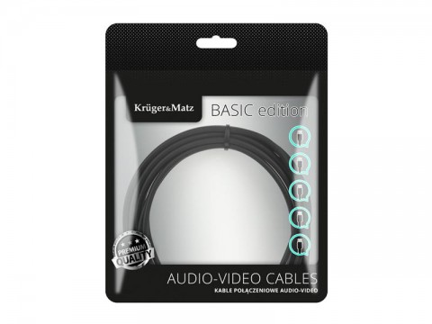 Kábel KRUGER & MATZ KM1238 Basic HDMI / micro HDMI 1,8m