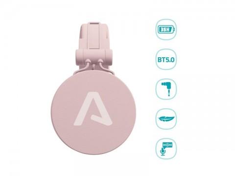 Slúchadlá Bluetooth LAMAX Blaze2 Pink