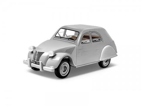 Stavebnica COBI 24510 Citroen 2CV typ A (1949), 1:35, 80 k
