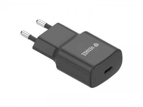 Adaptér USB YENKEE YAC 2033BK