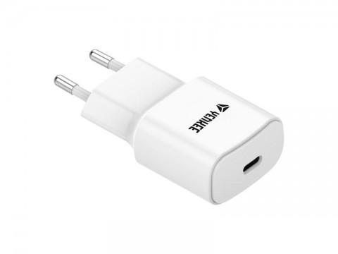 Adaptér USB YENKEE YAC 2033WH