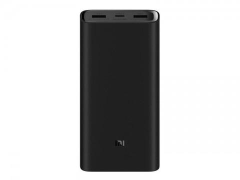 PowerBank XIAOMI MI Pro 3 Black 20000mAh