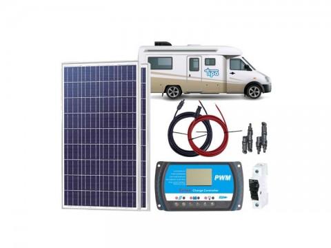 Solárna zostava Karavan Victron Energy 230Wp