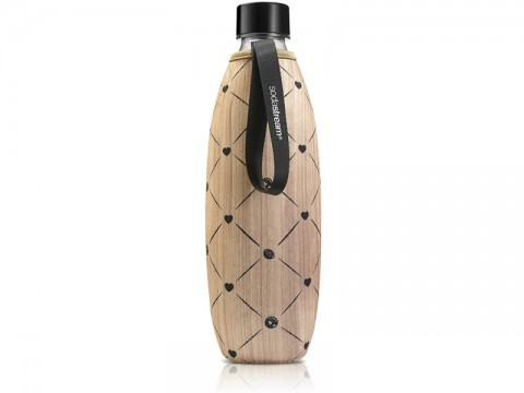 Obal pre fľaše FUSE SodaStream PEPSI WOOD